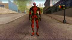 Classic Deadpool The Game Cable для GTA San Andreas