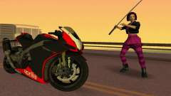 Aprilia RSV4 2009 Edition I
