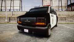 Declasse Burrito Police Transporter LED [ELS]