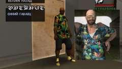 Гавайская рубашка как у Макса Пейна