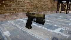Пистолет Glock 20 a tac au