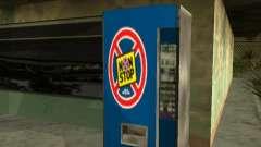 Автомат с напитком Non Stop из Сталкера для GTA San Andreas