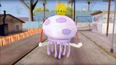 Kingjelly from Sponge Bob для GTA San Andreas