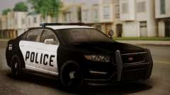 Vapid Police Interceptor from GTA V