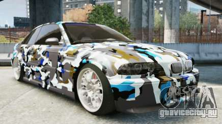 BMW M3 E46 Emre AKIN Edition для GTA 4
