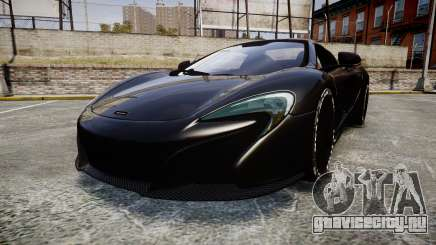 McLaren 650S Spider 2014 [EPM] Goodyear для GTA 4
