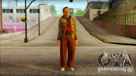 GTA 5 Ped 9 для GTA San Andreas