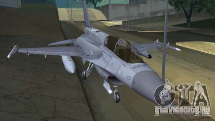 F-16D Block 60 для GTA San Andreas
