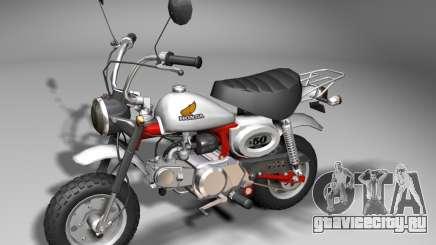 Honda Z50J Monkey для GTA San Andreas