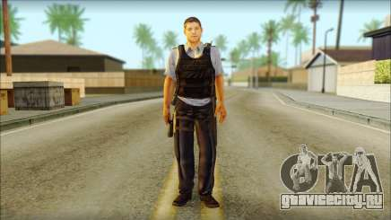 Полицейский из TC SC: Conviction для GTA San Andreas