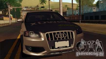 Audi S3 Tuned 2007 для GTA San Andreas