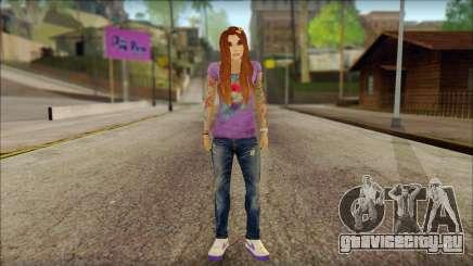 Valentine Girl для GTA San Andreas
