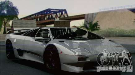 Lamborghini Diablo SV 1997 для GTA San Andreas
