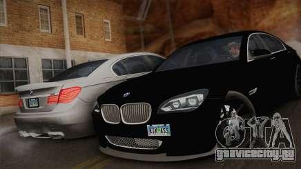 BMW F01 750Li 2009 для GTA San Andreas