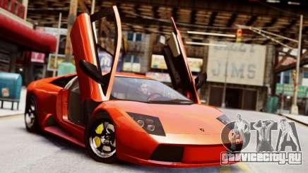 Lamborghini Murcielago 2005 для GTA 4