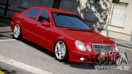 Mercedes-Benz E320 для GTA 4