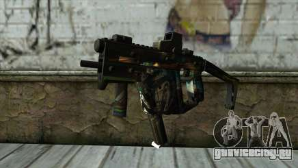 Kriss Super from PointBlank v3 для GTA San Andreas