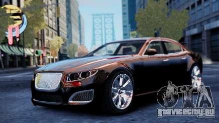 GTA 5 Lampadati Felon для GTA 4