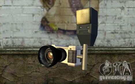 Camera from Beta Version для GTA San Andreas