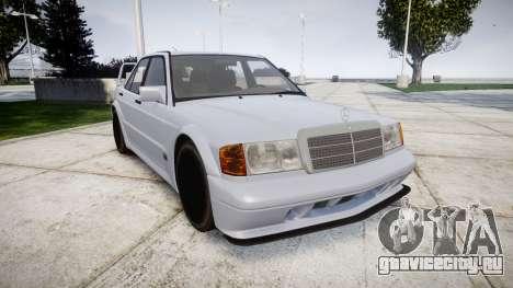 Mercedes-Benz 190E Evolution II для GTA 4