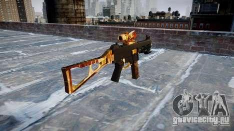 Пистолет-пулемёт UMP45 Elite для GTA 4 второй скриншот