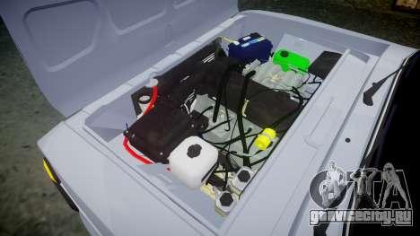 ВАЗ-2106 шестёрка для GTA 4 вид сбоку