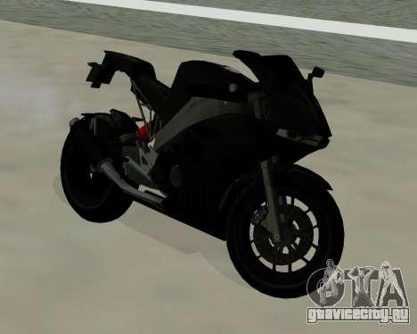 CarbonRS для GTA San Andreas