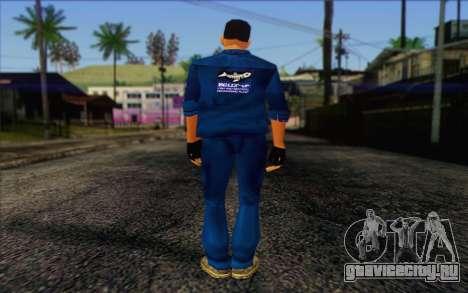 Triada from GTA Vice City Skin 2 для GTA San Andreas второй скриншот