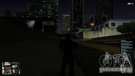 GTA V HUD для GTA San Andreas четвёртый скриншот