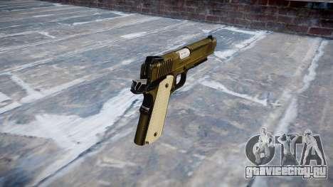 Пистолет Kimber KDW для GTA 4 второй скриншот