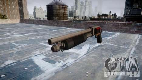 Помповое ружьё Mossberg 500 icon2 для GTA 4