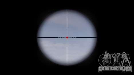 Автомат Tactical M4A1 CQB target для GTA 4 третий скриншот