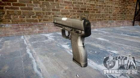 Пистолет Taurus 24-7 black icon2 для GTA 4 второй скриншот