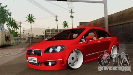 Fiat Siena для GTA San Andreas