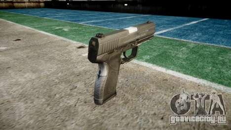 Пистолет Taurus 24-7 black icon3 для GTA 4 второй скриншот