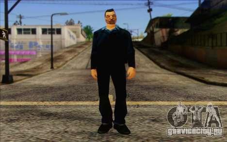 Yakuza from GTA Vice City Skin 2 для GTA San Andreas