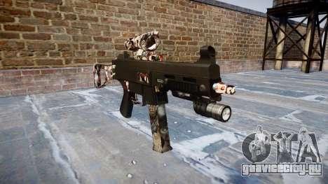 Пистолет-пулемёт UMP45 Zombies для GTA 4