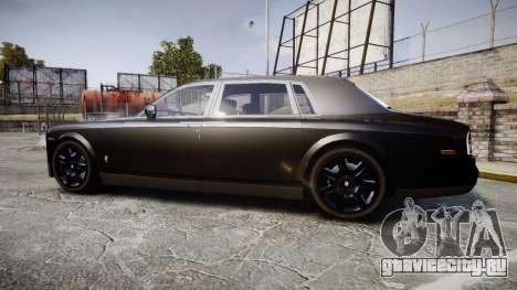 Rolls-Royce Phantom EWB для GTA 4 вид слева