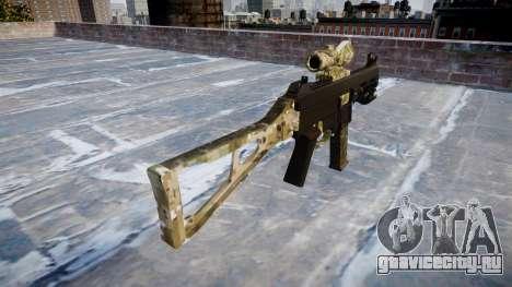 Пистолет-пулемёт UMP45 DEVGRU для GTA 4 второй скриншот