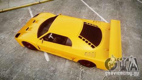 Livraga 350 для GTA 4 вид справа