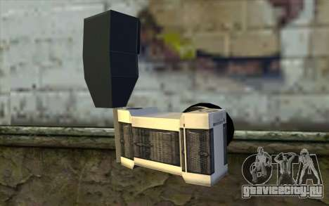 Camera from Beta Version для GTA San Andreas второй скриншот