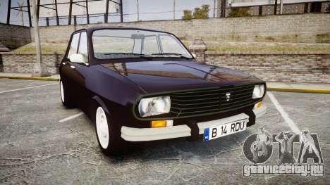 Dacia 1300 для GTA 4