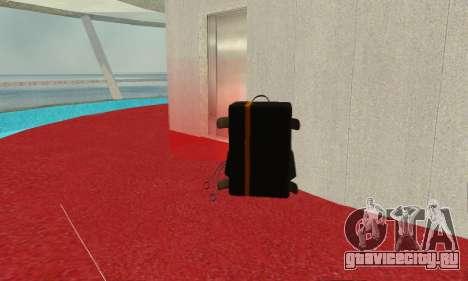 New parachute для GTA San Andreas второй скриншот