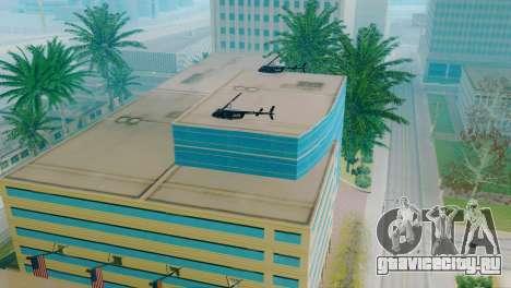 Новые транспортные средства в LVPD для GTA San Andreas девятый скриншот