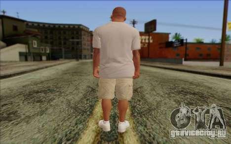 Franklin from GTA 5 для GTA San Andreas второй скриншот