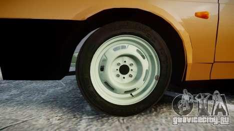 ВАЗ-2109 1500 i для GTA 4 вид сзади