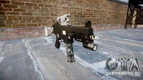 Пистолет-пулемёт UMP45 Diamond для GTA 4