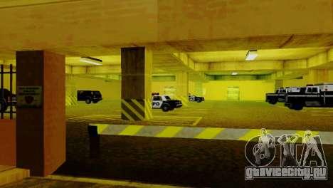Новые транспортные средства в LVPD для GTA San Andreas шестой скриншот