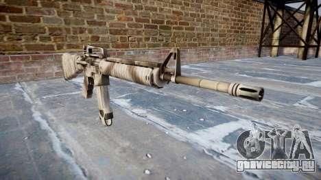 Винтовка M16A2 для GTA 4