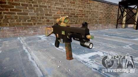 Пистолет-пулемёт UMP45 Jungle для GTA 4